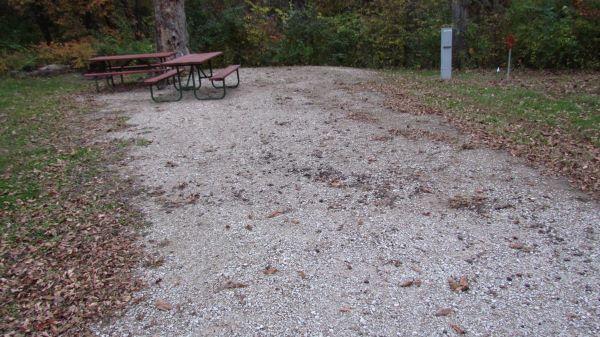 Pollmiller Campsite #08 Reservable -No Image