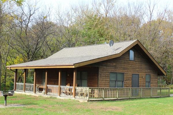 Cordova Park, Pine Cabin -No Image
