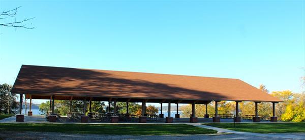 Cordova Pavilion Cordova Park Marion County Iowa