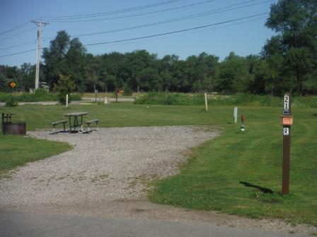 Campsite 21 -No Image