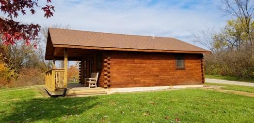 Prairie View Cabin -No Image