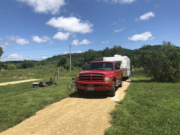 Heritage Campground Campsite 15 -No Image
