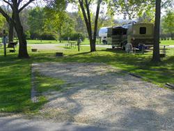 Swiss Valley Campground: Campsite 15 -No Image