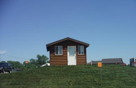 Osprey Cabin -No Image