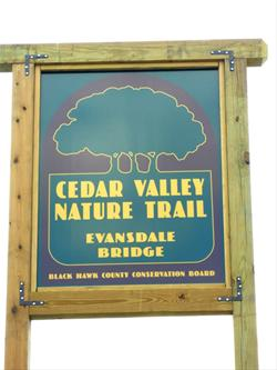 Evansdale Bridge Trailhead