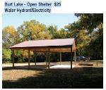 Burt Lake Shelter