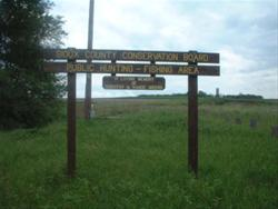 Vande Weerd Entrance Sign