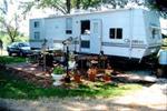 Campground host site - O