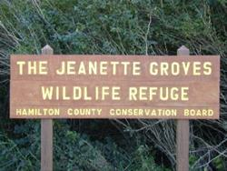 Jeanette Grove Sign