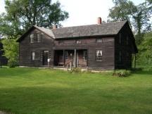 The historic Richardson-Jakway house