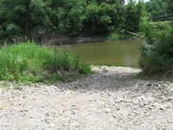 River Access Boat Ramp