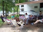 Campers fun