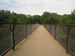 Cedar View Trail Bridge