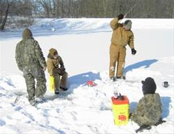 SCP Ice Fishing