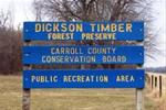 Dickson Timber Forest Preserve