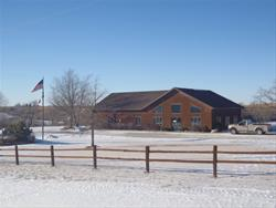 Poweshiek County Conservation Office and Meeting Facility.