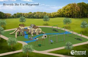 Riverside Playground Concept