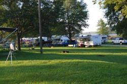 Camping at Otter Creek Park