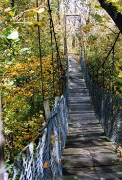 Three bridges county park marshall ia for Marshalls cedar park