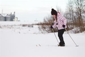 Winter Fun at Linn County Conservation