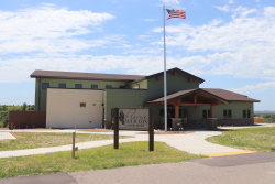 Prairie Woods Nature Center/Administration Building