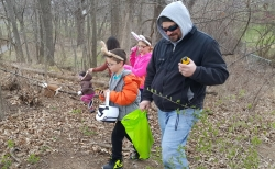 Easter Egg Geocaching