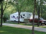 Roberts Creek West Campsite