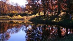 Kokesh Pond 2014 Oct