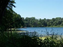 Fishing at Lake Meyer