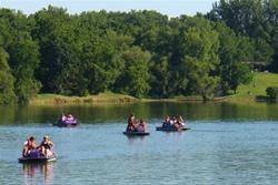WLP Paddleboat & Fishing Boat Rentals