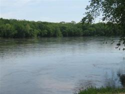 Cedar River at McFarlane Park