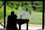 Several shooting ranges can be found in Iowa