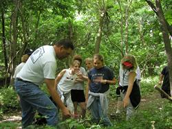 Discovering the nature at Moorehead Park