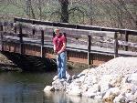 Fishing at Silver Springs