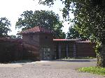 Rotary building entrance