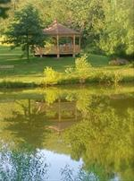 Jefferson County Park gazebo