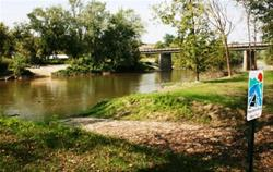 Maquoketa River Water Trail - Jackson, IA