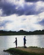 Kids Fishing Pond