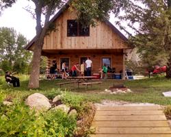 Little Wall Lake Park Hamilton Ia