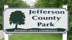Jefferson County Park Entrance