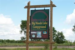 Big Woods Lake Campground