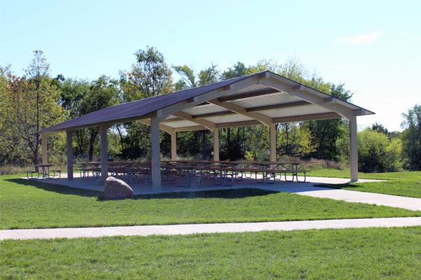 Fort Des Moines Shelter 1 -No Image