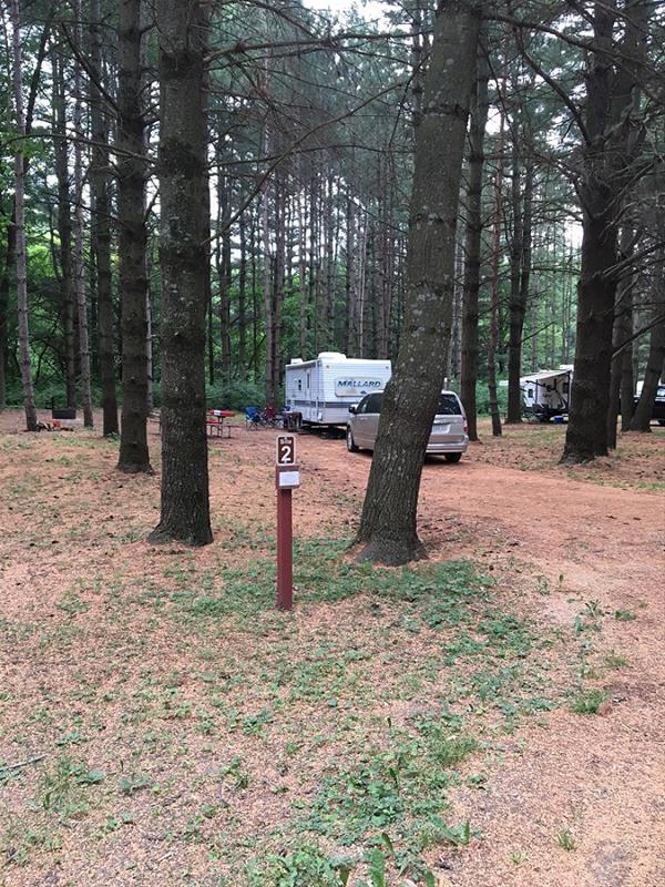 Fontana Park Campsite #2 -No Image