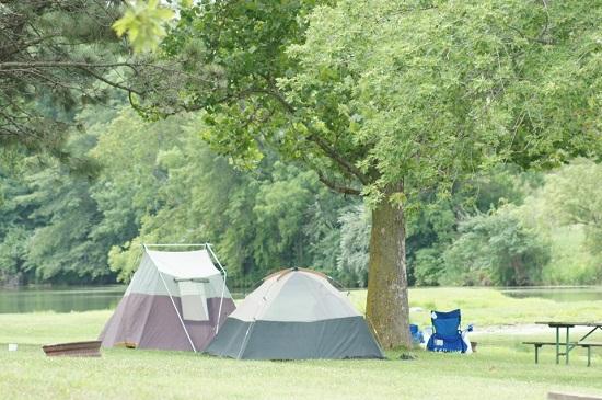 Arrowhead Tent Camping -No Image