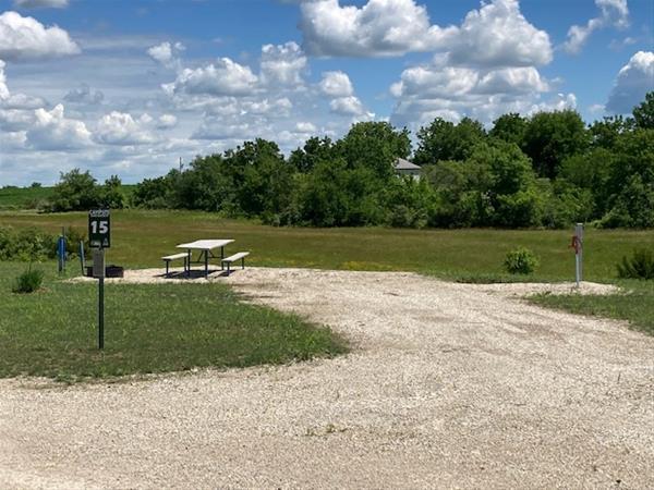 ELP #15 Ohio Buckeye Campsite -No Image
