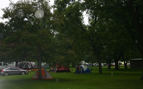 Botna Bend Tent Camping -No Image