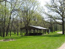 Center Picnic Shelter