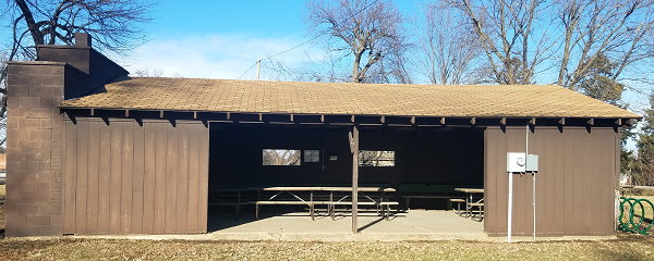 Concord Park Shelter