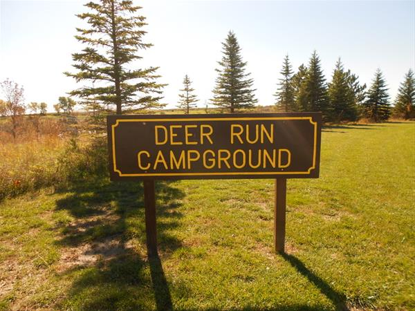 Deer Run Site 16 Electric Hook Up -No Image