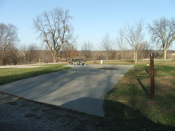Roberts Creek East, Campsite  1 -No Image